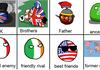 Polandball comp Britbong edition