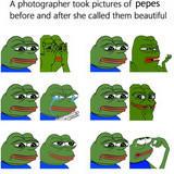 Beautiful Pepes