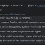 Anon asks a good question