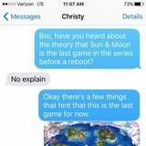 Really Creative Pokemon Theory