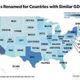 US has a massive GDP