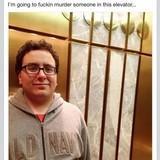 Elevator murderer
