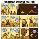 Caveman science