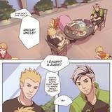 Spark Comic